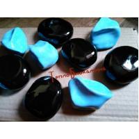 Камни Керамические Цветные